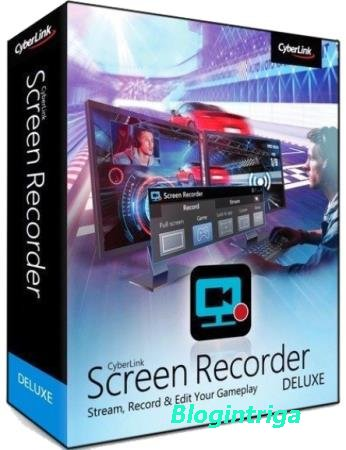 CyberLink Screen Recorder Deluxe 4.2.0.7500 + Rus