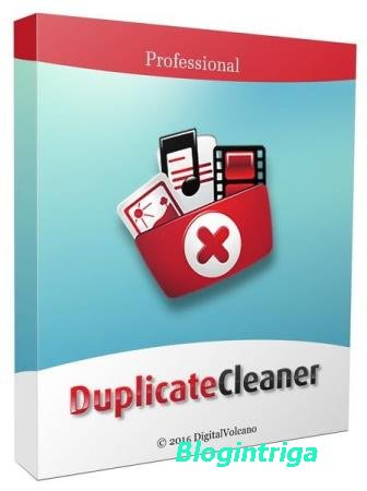DigitalVolcano Duplicate Cleaner Pro 4.1.2 RePack & Portable by TryRooM