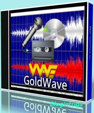 GoldWave 6.40 Rus Portable