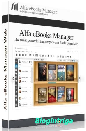 Alfa eBooks Manager Pro / Web 8.1.25.3