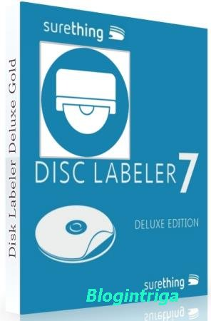 SureThing Disk Labeler Deluxe Gold 7.0.94.0