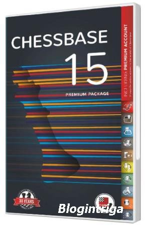 ChessBase 15.9 + Mega Database 2019