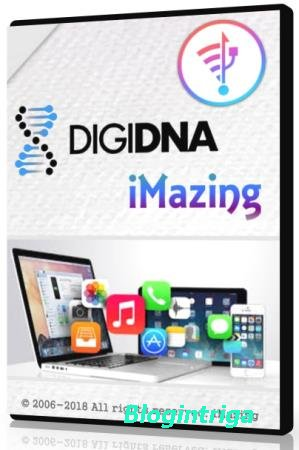 DigiDNA iMazing 2.9.12