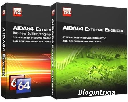 AIDA64 Extreme / Engineer Edition 6.00.5122 Beta Portable