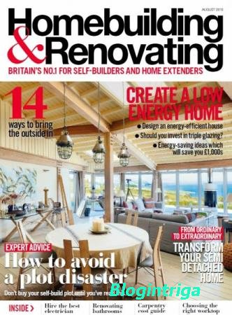 Homebuilding & Renovating №8 (August 2019)