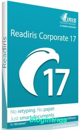Readiris Corporate 17.2 Build 9 RePack & Portable by TryRooM