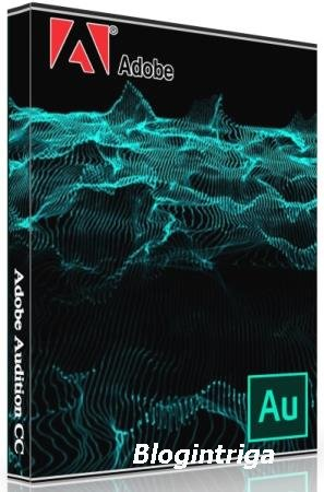 Adobe Audition CC 2019 12.1.2.3 RePack by PooShock