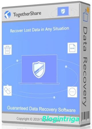 TogetherShare Data Recovery 6.9.0 Professional / Enterprise / AdvancedPE +  ...