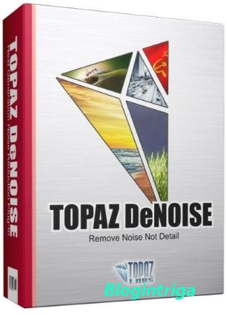 Topaz DeNoise AI 1.2.0 RePack & Portable by TryRooM