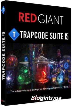 Red Giant Trapcode Suite 15.1.3 RePack by PooShock
