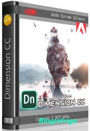 Adobe Dimension CC 2019 2.3.0.1052