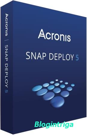 Acronis Snap Deploy 5.0.1971 + BootCD