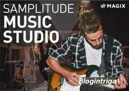 MAGIX Samplitude Music Studio 2020 25.0.0.32