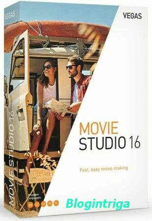 MAGIX VEGAS Movie Studio 16.0.0.138