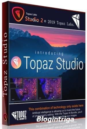 Topaz Studio 2.0.0 Portable by SamDel