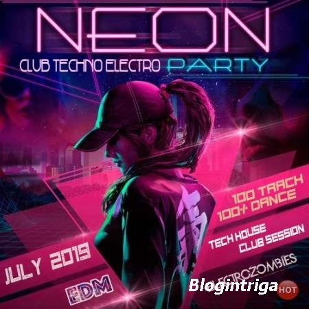 Neon Electro Techno Party (2019)
