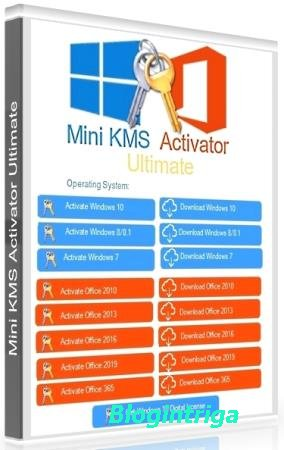 Mini KMS Activator Ultimate 1.8
