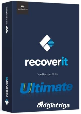 Wondershare Recoverit Ultimate 8.0.5.24