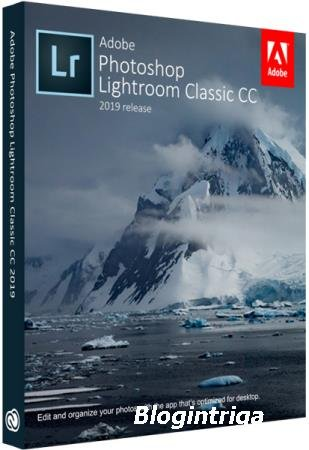 Adobe Photoshop Lightroom Classic 2019 8.4.0.10 RePack by KpoJIuK