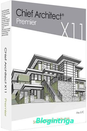 Chief Architect Premier / Interiors X11 21.3.0.85