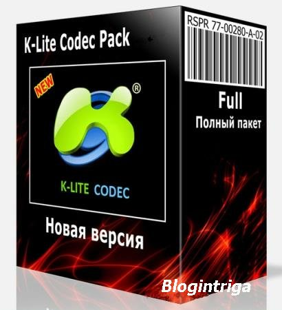 K-Lite Mega / Full / Basic / Standard / Codec Pack 15.1.2