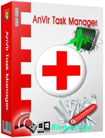Anvir Task Manager 9.3.3 RePack & Portable by KpoJIuK