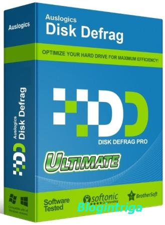 Auslogics Disk Defrag Ultimate 4.11.0.1 RePack & Portable by TryRooM