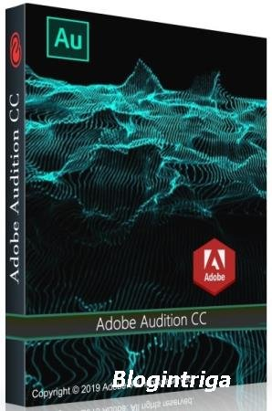 Adobe Audition CC 2019 12.1.3.10 by m0nkrus