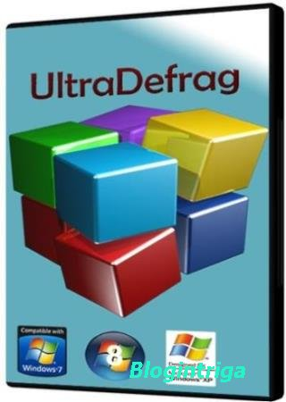 UltraDefrag Enterprise 8.0.1