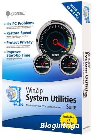 WinZip System Utilities Suite 3.8.1.2 Final