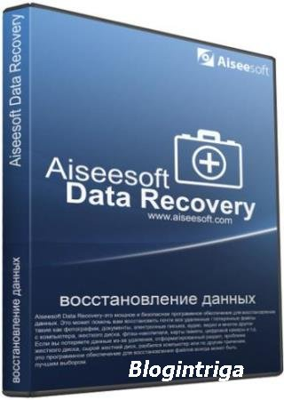 Aiseesoft Data Recovery 1.1.18