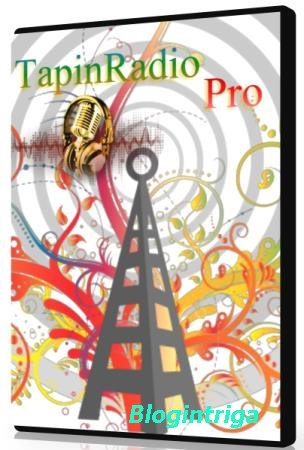 TapinRadio Pro 2.12.2 RePack & Portable by TryRooM