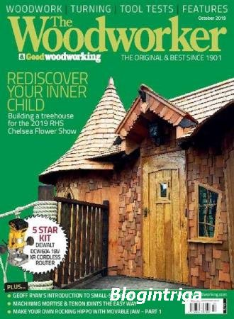 The Woodworker & Good Woodworking №10 (October 2019)