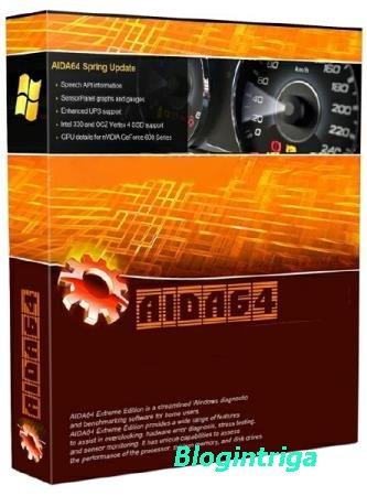 AIDA64 Extreme / Business / Engineer / Network Audit 6.10.5200 Stable Porta ...