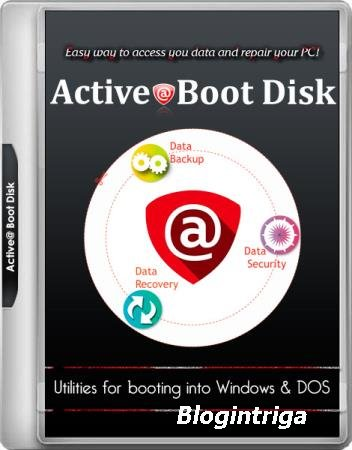 Active@ Boot Disk 14.1.0
