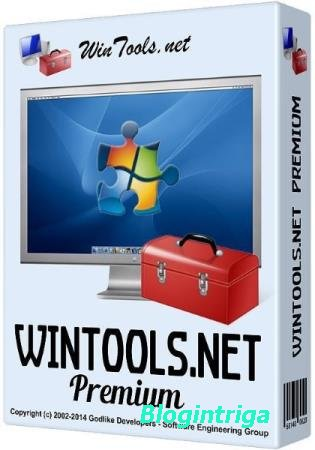 WinTools.net Premium 19.5 RePack & Portable by TryRooM