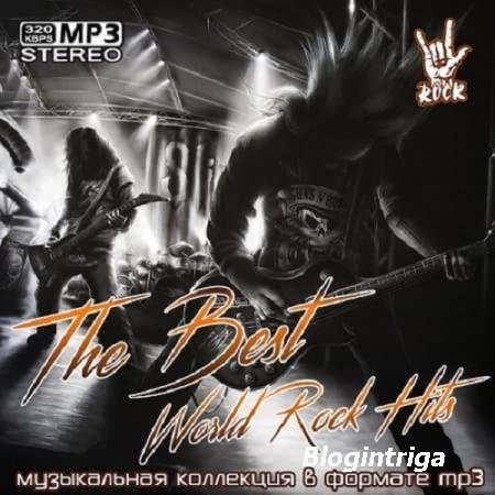 The Best World Rock Hits (2019)