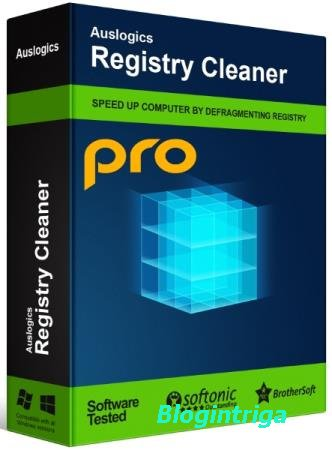 Auslogics Registry Cleaner Pro 8.2.0.2 RePack & Portable by TryRooM
