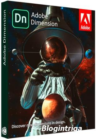 Adobe Dimension 3.0.0.1082 by m0nkrus