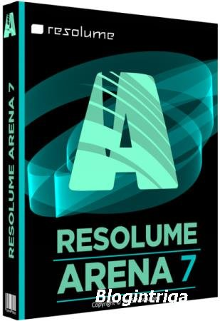 Resolume Arena 7.0.4 Rev 66626