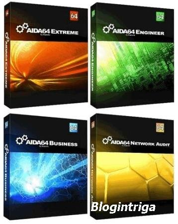AIDA64 Extreme / Engineer / Business Edition / Network Audit 6.20.5300 RePack/Portable by Diakov