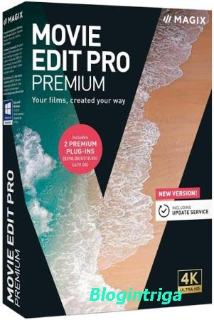 MAGIX Movie Edit Pro 2020 Premium 19.0.2.49 + Rus
