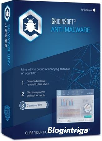 GridinSoft Anti-Malware 4.1.18.327