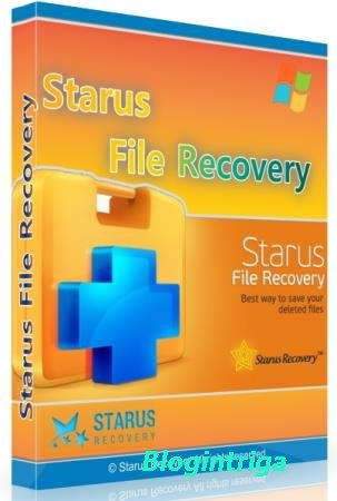 Starus File Recovery 5.0 Commercial / Office / Home