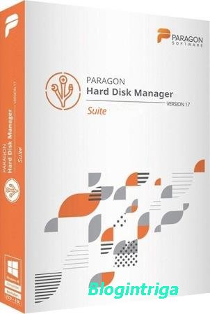 Paragon Hard Disk Manager 17 Suite 17.4.2 WinPE