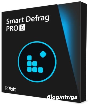 IObit Smart Defrag Pro 6.4.5.98 RePack & Portable by TryRooM