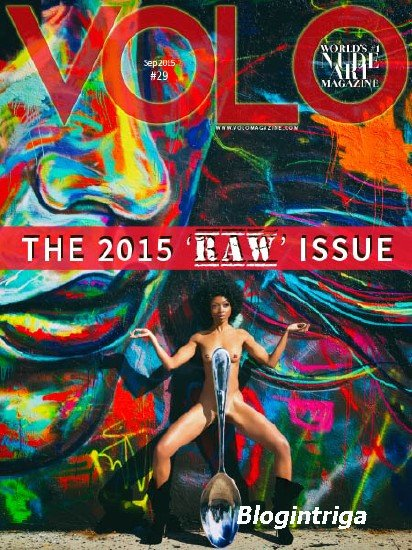 VOLO Magazine - Issue 29 - September 2015