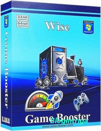 Wise Game Booster 1.5.4.78 RePack & Portable by elchupakabra