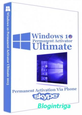 Windows 10 Permanent Activator Ultimate 2.8