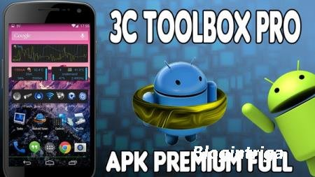 3C All-in-One Toolbox Pro 2.2.0 [Android]